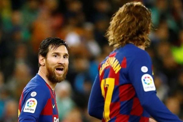 Griezmann sợ gì Messi, tên cao 1m50 và bán tự kỷ?
