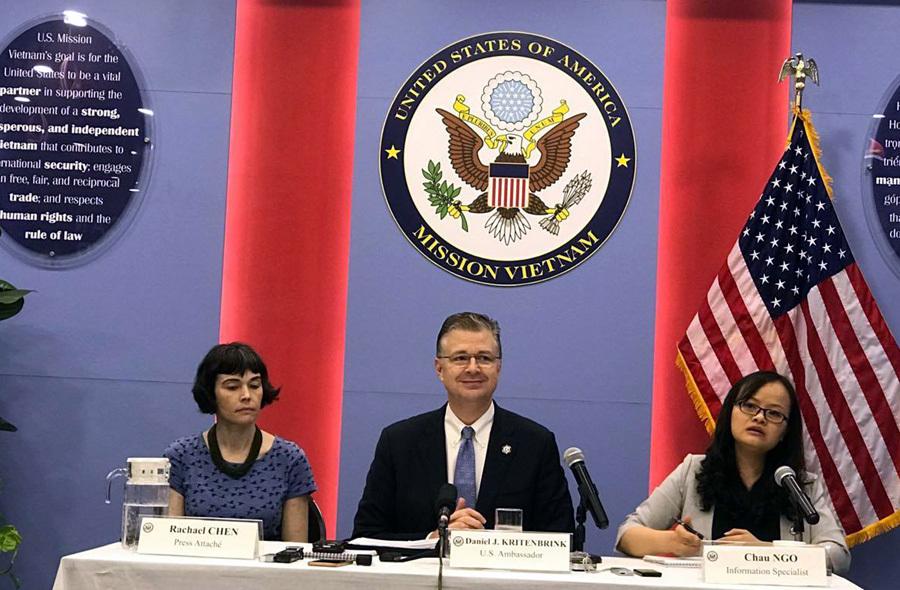 Mỹ có lợi ích khi hỗ trợ Việt Nam phát triển độc lập, thịnh vượng