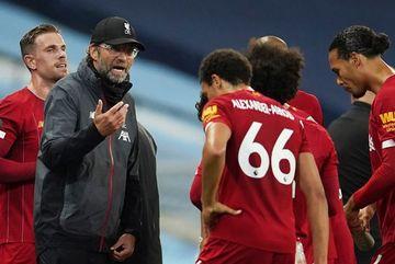 Klopp nói gì thất bại đáng quên của Liverpool trước Man xanh?