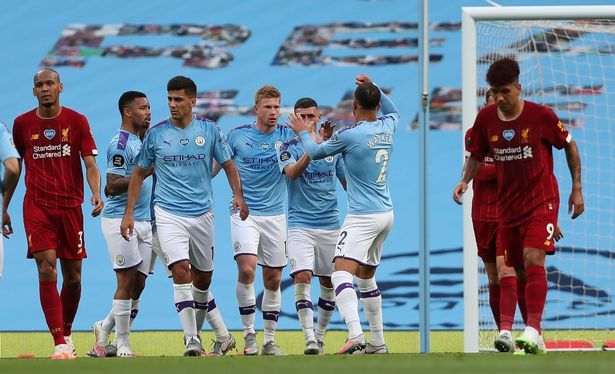 Pep Guardiola: Liverpool thua Man City không bởi 'say xỉn'
