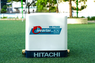 3 mẫu máy bơm 'đầu bảng' của Hitachi