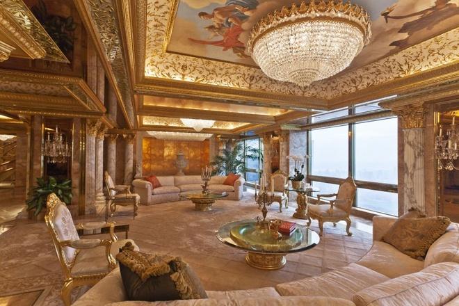 Khối tài sản tỷ USD của Tổng thống Trump gồm những gì?