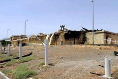 Cơ sở hạt nhân Iran bất ngờ bị cháy