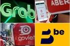 Cuộc 'đại chiến' mới của các hãng taxi công nghệ
