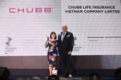 "Chubb Life Vietnam honored ""Best Companies to Work for in Asia 2020"""