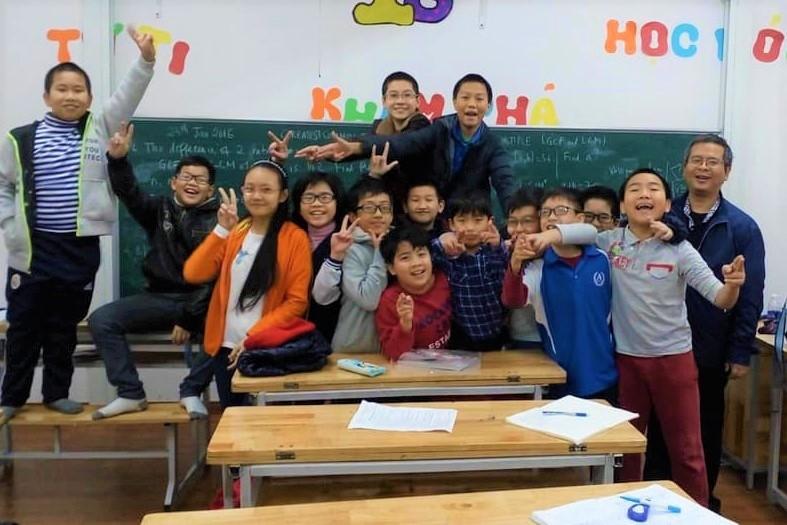 Lần đầu tiên 1 học sinh lớp 10 lọt đội tuyển thi Olympic toán quốc tế