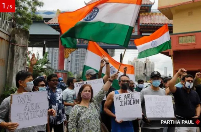 Dính đòn nặng, Trung Quốc nhượng bộ, kêu gọi Ấn Độ ngừng tẩy chay