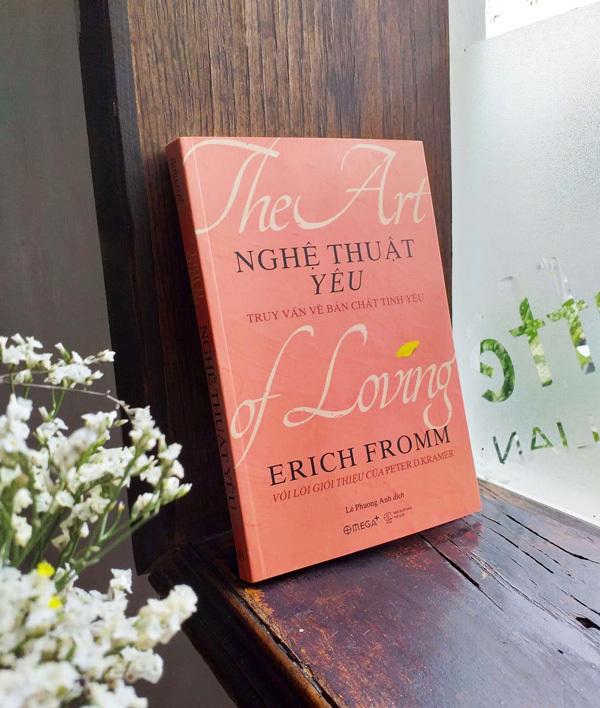 'Nghệ thuật yêu, cuốn sách cần cho nhiều người