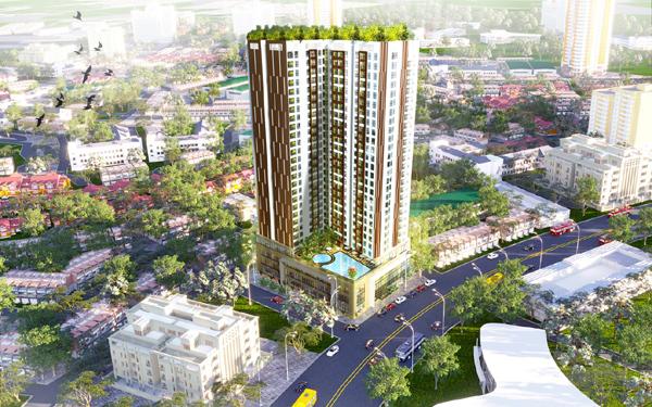 Khai trương căn hộ mẫu Green Pearl Bắc Ninh
