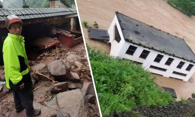 Mưa suốt tháng, 15 triệu người TQ điêu đứng, lo đập và hồ chứa vỡ hàng loạt