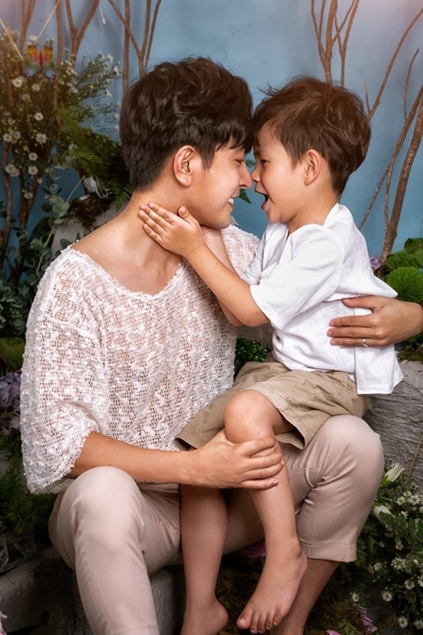 Thu Thuỷ quyến rũ bên chồng và con trai
