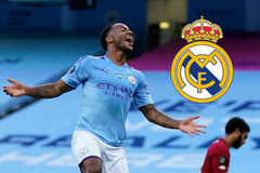 Real Madrid mua Sterling với giá kỷ lục