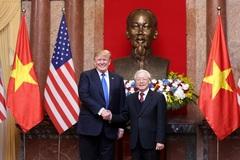 Tổng bí thư, Chủ tịch nước gửi điện mừng Quốc khánh Hoa Kỳ