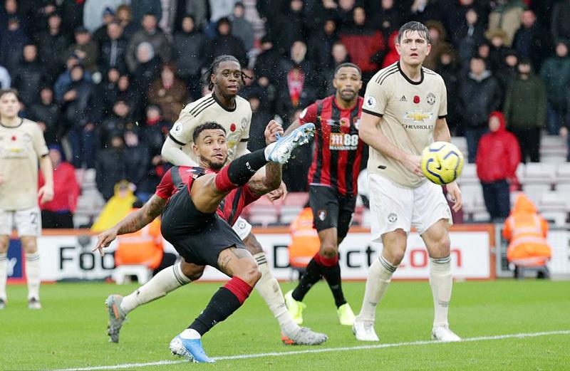 MU vs Bournemouth: Quỷ đỏ trút giận