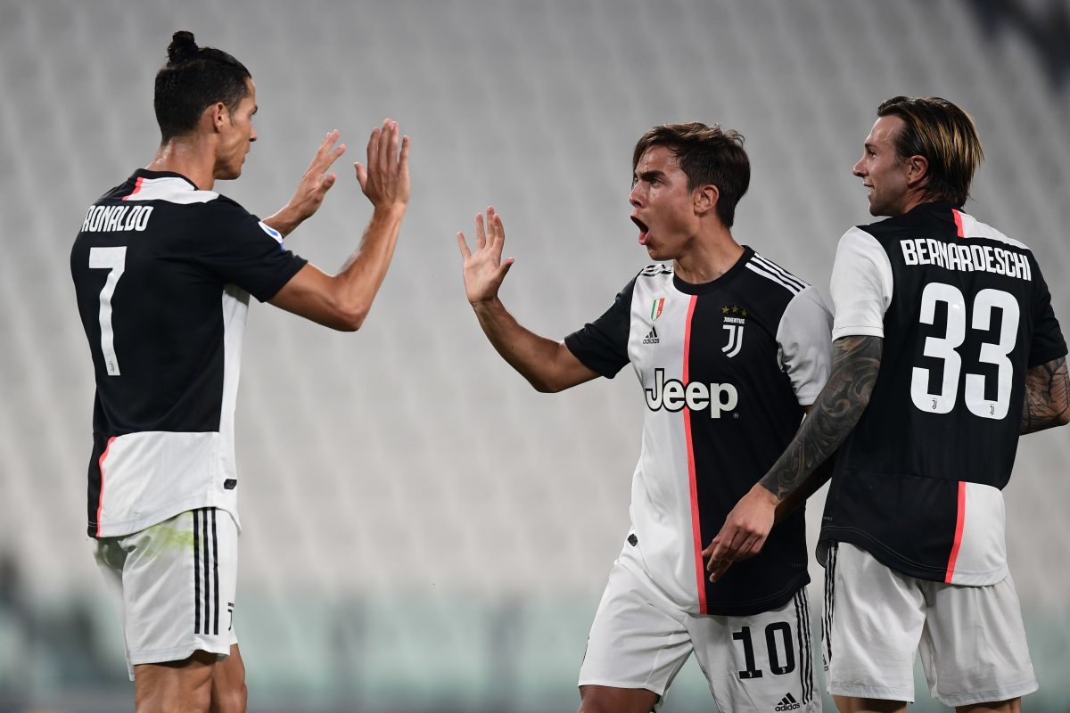 Juventus vs Torino: Bay cao cùng Ronaldo