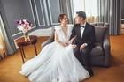 5 đám cưới đẹp như mơ, ly hôn chóng vánh của sao châu Á