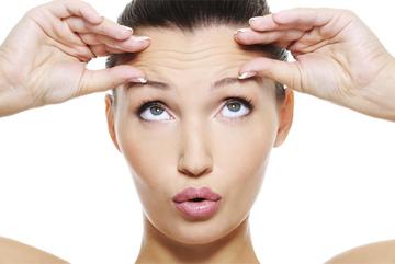 Dấu hiệu nhận biết bệnh gan, thận qua các nếp nhăn trên mặt