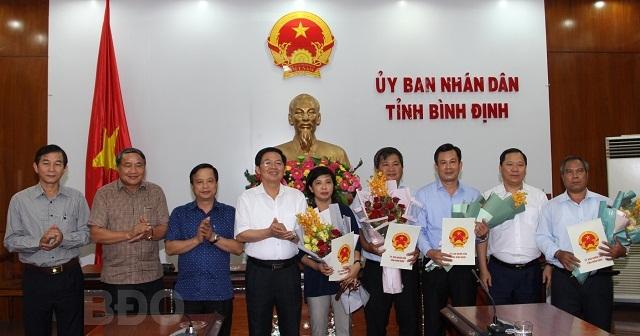 5 tỉnh, thành bổ nhiệm nhân sự mới