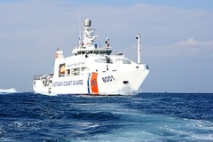 1st anniversary of the Law on Vietnam Coast Guard