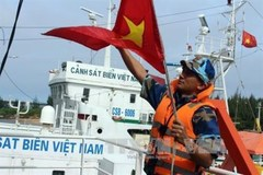 Vietnam Coast Guard exerts efforts to rise up to meet requirements in the new situation