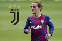 """Juventus cứu Griezmann khỏi """"địa ngục"""" Barca"""