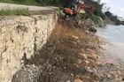 Xả nước thải ra biển ở đảo Cô Tô: Điều máy xúc cạo sạch sình lầy đen kịt