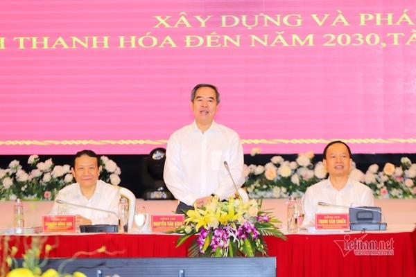 Cơ chế đặc thù để Thanh Hoá thành trung tâm công nghiệp lớn