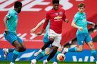 MU 0-1 Bournemouth: Địa chấn ở Old Trafford (H1)