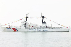 The Vietnam Coast Guard has the right to pursue ships that violate sovereignty