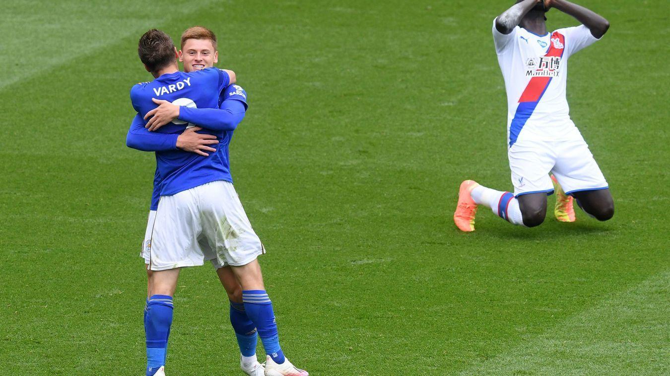 Vardy rực sáng, Leicester tìm lại niềm vui chiến thắng