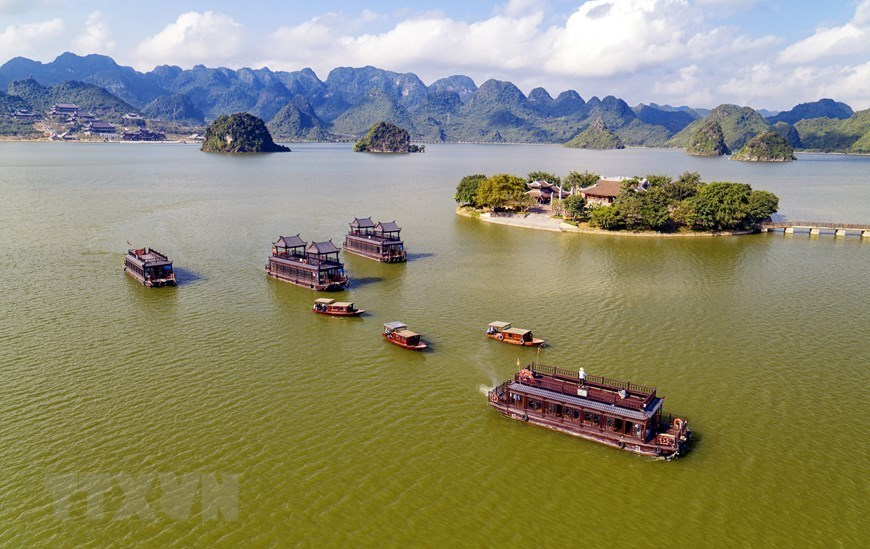 Tam Chuc Pagoda - an attractive spiritual tourism complex