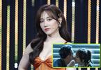 Hari Won môi sưng tím vì nụ hôn đầu đời dài 3 tiếng