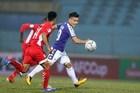 Viettel 0-0 Hà Nội: Tấn Trường bắt chính, Quang Hải vắng mặt (H1)