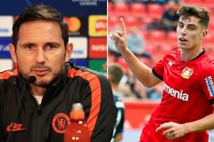 Kai Havertz đòi đến Chelsea, Leverkusen yêu cầu gắt