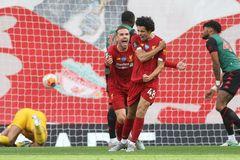 Bùng nổ hiệp hai, Liverpool đánh bại Aston Villa