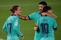 """Nhấn chìm """"Tàu ngầm vàng"""", Barca giải tỏa sức ép"""