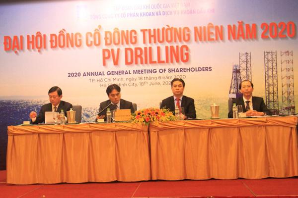 PV Drilling chia cổ tức năm 2019 với tỷ lệ 10% bằng cổ phiếu