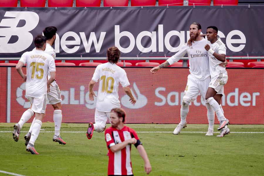 Real Madrid: Khi VAR sắm vai người hùng