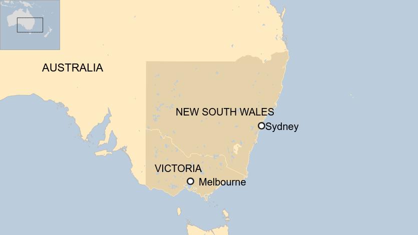 Coronavirus: Australia to close Victoria-New South Wales border