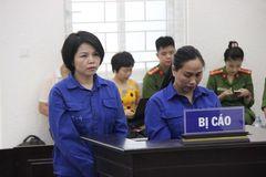 Y án cựu nữ công an ném ma túy, giúp 'kiều nữ' đẩy người tình vào tù