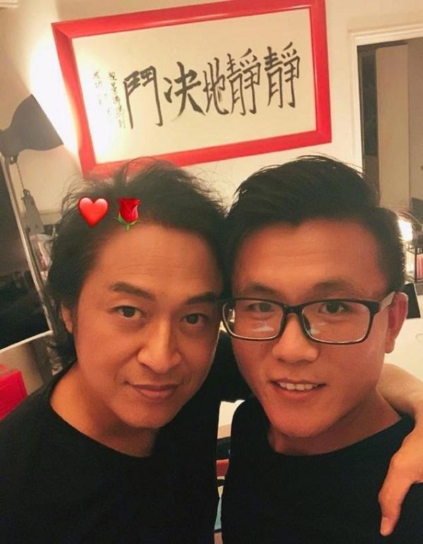 'Trương Vô Kỵ' Mã Cảnh Đào vui mừng lên chức ông nội ở tuổi 58
