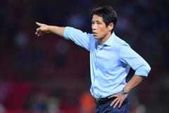 HLV Akira Nishino bất an kế hoạch tuyển Thái Lan