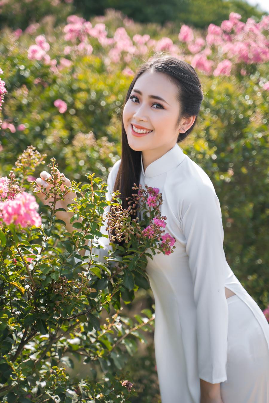 Á khôi sinh viên Việt Nam rạng rỡ tuổi 20