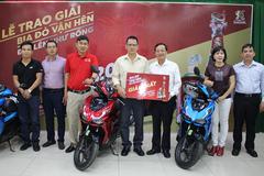Saigon Export mang may mắn đến người yêu bia