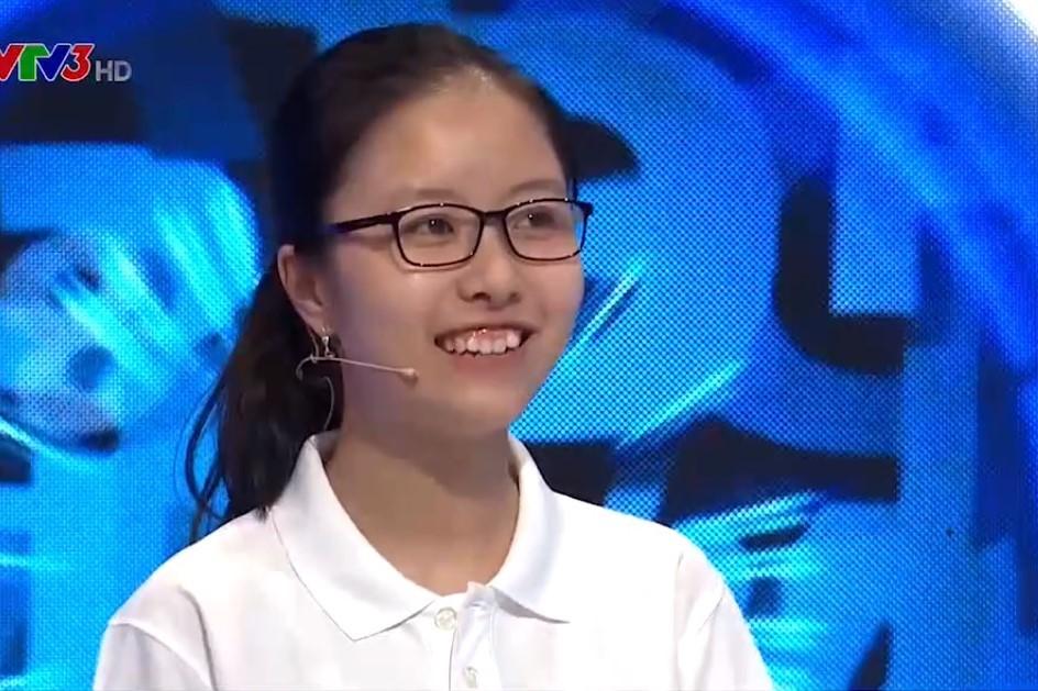 Nữ sinh Quảng Nam lập kỷ lục mới tại Đường lên đỉnh Olympia