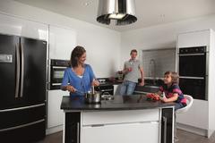 Thiết bị nhà bếp châu Âu CDA-lựa chọn cho gia đình Việt