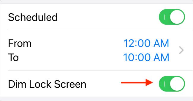 Cách xem dự báo thời tiết trên màn hình khóa iPhone