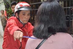 Tên cướp đâm người giữa Sài Gòn, bị bắt khi lén về thăm con