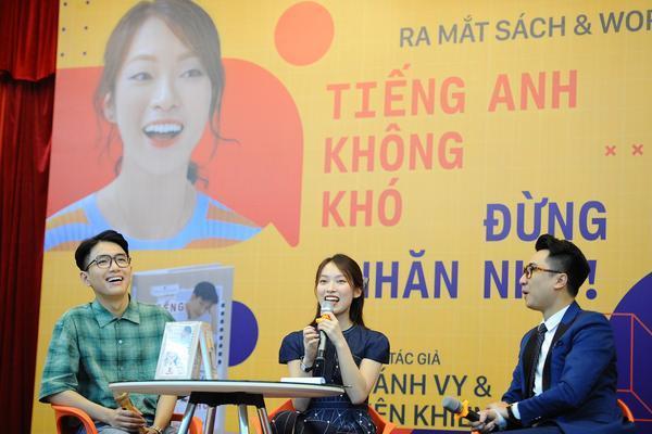 MC VTV nói 7 thứ tiếng chia sẻ đam mê học ngoại ngữ