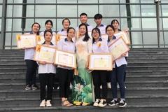 Một lớp học ở Vĩnh Phúc được thưởng gần 300 triệu đồng
